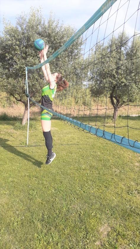 Claudia Di Lorenzo U 16-18