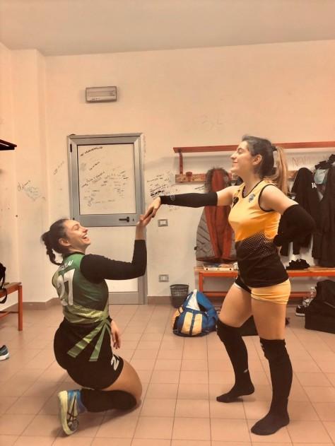 Lavinia e Caterina U 18